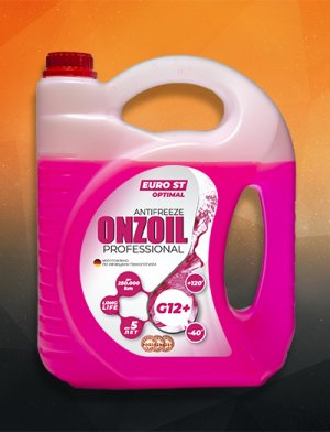 Onzoil Optimal G12 RED Euro St