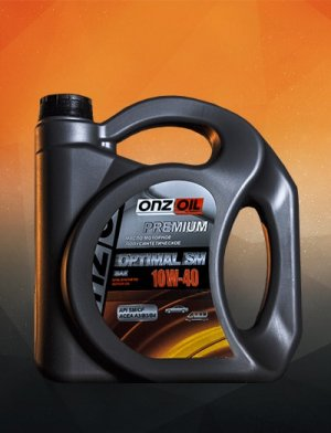 ONZOIL SAE 10W-40 OPTIMAL SM