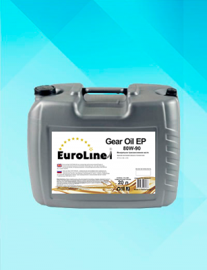 Euroline Gear Oil EP 80W-90 GL-4