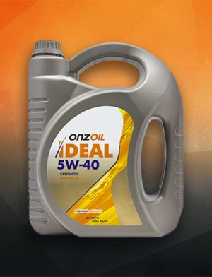ONZOIL IDEAL SN SAE 5W-40